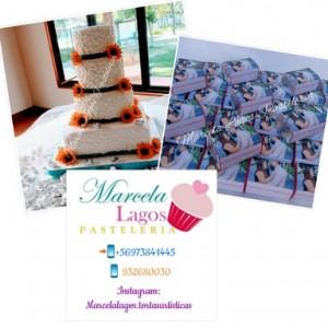 tortas novios cupcakes cumpleaños bodas eventos celebraciones