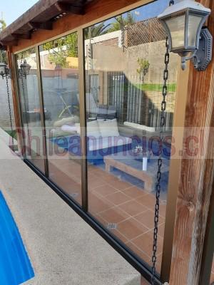 ventanas , ventanales, vidrios , espejos termopanel