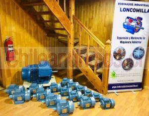 bobinados industriales loncomilla spa (maestranza y tornería)