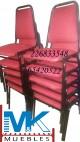 Silla oficina, silla auditorio, silla municipal, etc anuncio enviado a www.chileanuncios.cl por MUEBLES METALICOS  el 17/11/2017